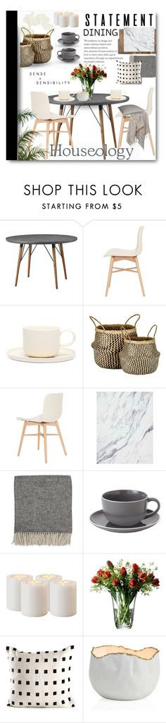 """""""Houseology.com"""" by tanyaf1 ❤ liked on Polyvore featuring interior, interiors, interior design, home, home decor, interior decorating, Lene Bjerre, Jansen+Co, Murmur and By Nord"""