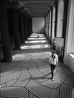 SPAGHETTI FLOOR | Jim Lambie — Patternity