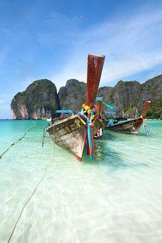 Maya beach, Ko Phi Phi, Thailand