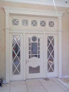 Двери со стеклом - изготовление на заказ