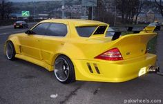 Badly modified cars thread - Pistonheads