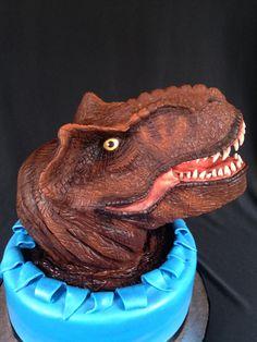 Trex cake Dinosaur cake App and Cake