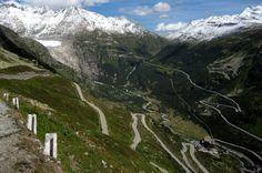Passo Furka Grimsel - Switzerland