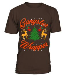# Funny Christmas Present - Gangster Wrapper  Rapper  T Shirt .    COUPON CODE    Click here ( image ) to get COUPON CODE  for all products :      HOW TO ORDER:  1. Select the style and color you want:  2. Click Reserve it now  3. Select size and quantity  4. Enter shipping and billing information  5. Done! Simple as that!    TIPS: Buy 2 or more to save shipping cost!    This is printable if you purchase only one piece. so dont worry, you will get yours.                       *** You can pay…