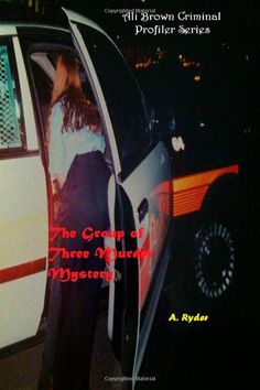 Want a short crime fiction book to read? The Ali Brown Criminal Profiler series will do it!