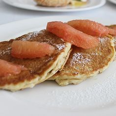 This could be your New Year's morning brunch. Book a table at #MatadorRoom for coconut pancakes and so much more.
