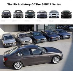 Learn about the rich history of the BMW 3 Series sports cars: http://www.ruelspot.com/bmw/bmw-3-series-the-history-of-a-true-legend/ #BMW3Series #BMWSportsCars #BMW #3Series
