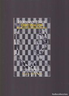 HERMANN HESSE - OBSTINACION - ALIANZA EDITORIAL 1982 - Foto 1