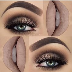 Eye Makeup Tips.Smokey Eye Makeup Tips - For a Catchy and Impressive Look Makeup Goals, Makeup Inspo, Makeup Inspiration, Makeup Tips, Beauty Makeup, Makeup Ideas, Makeup Style, Beauty Tips, Beauty Products