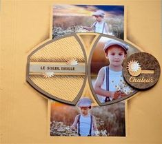 Discover recipes, home ideas, style inspiration and other ideas to try. Album Photo Scrapbooking, 12x12 Scrapbook, Scrapbook Designs, Scrapbooking Ideas, Unique Photo, Stencils, Projects To Try, Collage, Sketches