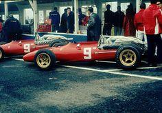 1967, Warkins Glen, Ferrari 312/67