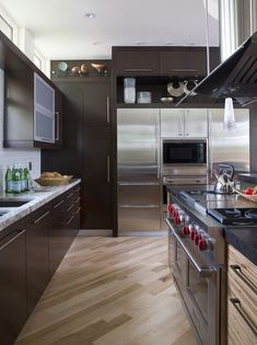 AuBergewohnlich Hilltop Contemporary   Contemporary   Kitchen   Denver   Exquisite Kitchen  Design Countertop
