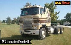 #ThrowbackThursday Check out this 1977 #International Transtar II Sleeper! View more International #Trucks at http://www.nexttruckonline.com/trucks-for-sale/by-make/International #Trucking #NextTruck