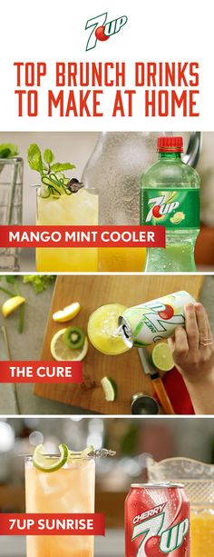 Best brunch drinks t