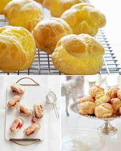 choux cream puff pastry cream puff dough pate a choux more dough pate ...