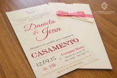 30 tipos de convites de casamento 2016. Anote essas dicas e convide com estilo! Image: 22
