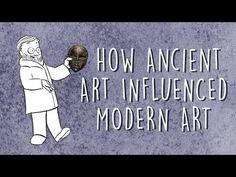 How ancient art influenced modern art - Watch and Study
