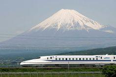 Shinkansen - model N700