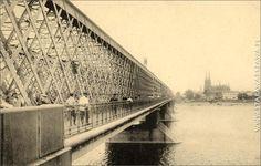 Kładka na moście Kierbedzia wisla_07.jpg 700×446 pikseli