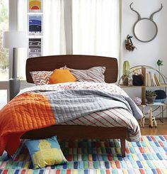 Neutral Bedroom: Modern Adventurer The Land of Nod