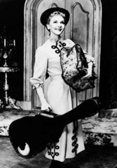 """Mary Martin won the 1960 Tony for her performance as Maria von Trapp in """"The Sound of Music"""" (beating out Ethel Merman in """"Gypsy"""" and Carol Burnett in """"Once Upon a Mattress"""")"""