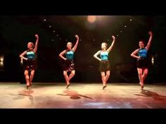 Change of Step - highland dance company - YouTube