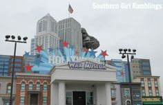 Tennessee Things to Do: Hollywood Wax Museum in Pigeon Forge #Review