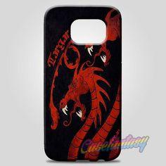 Fire And Blood Targaryen Game Of Thrones Samsung Galaxy Note 8 Case | casefantasy