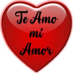 Te Amomi Amor - I Love You WhatsApp Sticker - www. One Love Quotes, You Dont Love Me, Adore You, My Love, I Love You Pictures, Love Images, Love In Spanish, Amor Quotes, Emoji Love