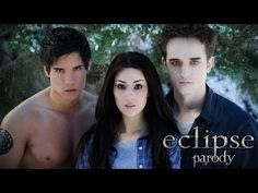 Eclipse Parody by The Hillywood Show™- via The Hillywood Show - YouTube