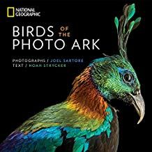 A copy of National Geographic Birds of the Photo Ark to enjoy some gorgeous visuals of Joel Sartore's lifelong project to capture images of the world's animals, especially endangered ones. National Geographic Photographers, National Geographic Photos, Backyard Birds, Bird Species, Animal Species, Animals Of The World, Endangered Species, Prints For Sale, Pet Portraits