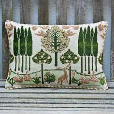 """PRINTED NEEDLEPOINT CANVAS BRAND NEW /""""SUMMER BY THE SEA/"""""""