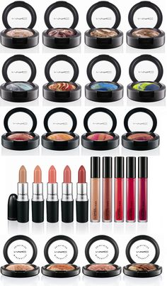 MAC Heavenly Creature - I want it all!!