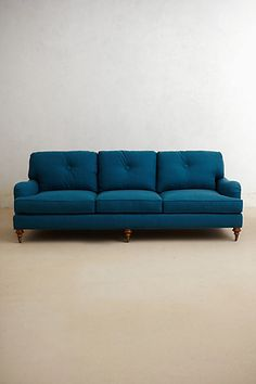 Winifred Sofa #anthropologie // well i can dream can't i?