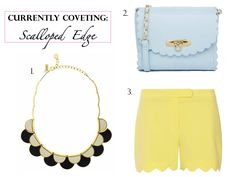 Currently Coveting: Scalloped Edge | www.eatshoplivenyc.com