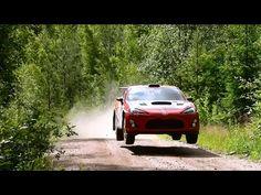 TOMMI MÄKINEN - Toyota GT86 4x4 - Rally Finland Test - YouTube