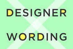 こんにちは、デザイナーのまきこです。つばきファクトリーでは、りさまる推しです! さて、みなさんがデザインを担当するWebサイトで、文言をつくるのは誰ですか? Web業界では今のところ、「ディレクターがざっくりとした文言のアウトラインを考え、くわしい文言はお客さまに支給していただく」というやり方が一般的ですよね