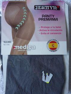 Collant de maternité gris taille unique Jesmyn neuf (tights)