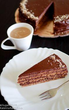 Bulgarian Desserts, Bulgarian Recipes, Bulgarian Food, Flourless Chocolate Cakes, Chocolate Desserts, Frog Cakes, Cupcake Cakes, Cookie Desserts, Desserts