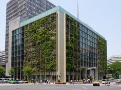 Pasona HQ is an Urban Farm That Grows Food For Its Employees in Tokyo | Inhabitat - Sustainable Design Innovation, Eco Architecture, Green Building