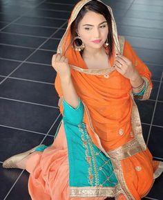 Silence is the ultimate weapon of power❤️ Patiala Dress, Punjabi Dress, Patiala Salwar, Punjabi Suits, Kurti, Salwar Suits, Punjabi Men, Anarkali Dress, Girls Dp Stylish