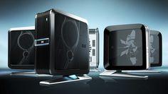 HP BLACKBIRD, FIREBIRD Gaming Pcs, Design Strategy, Firebird, Astro, Blackbird, Studio, Projects, Detail, Log Projects
