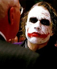 When my stepdad says he doesn't like the Dark Knight Trilogy when he hasn't watched any of them.