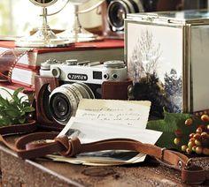 vintage camera decorating ideas