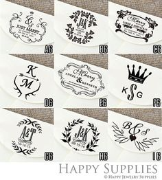 Custom Personalized Wedding Return Address / Save the Day / Party Invitation / Thank You Rubber Stamp or Pre-Inked Stamp Stamp