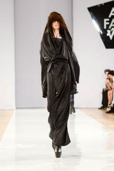 Pirosmani by Jenya Malygina | Aurora Fashion Week Russia