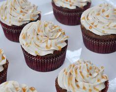 Beki Cook's Cake Blog: Caramel Apple Cupcakes {Recipe}