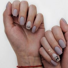 Start Afresh With These New 2020 Spring Nail Colors Funky Nails, My Nails, Hair And Nails, Fall Nails, Spring Nails, Stylish Nails, Trendy Nails, Nail Manicure, Pedicure