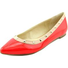 BCBGeneration Ana-X Women Pointed Toe Synthetic Flats *** You can get more details by clicking on the image.