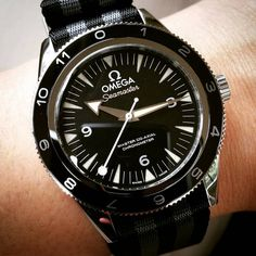 Omega Seamaster 300 Spectre Limited Edition 928 / 7007